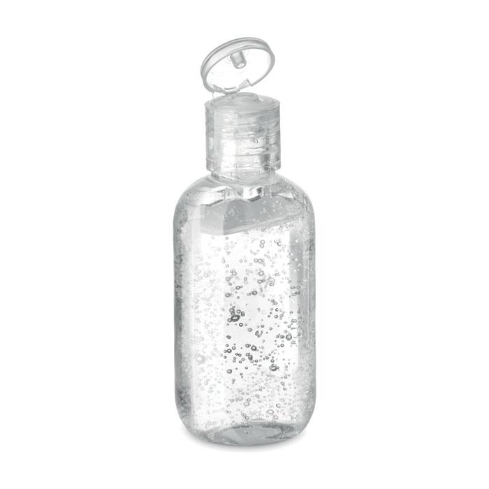 Gel lavamani 100 ml con etichetta personalizzata