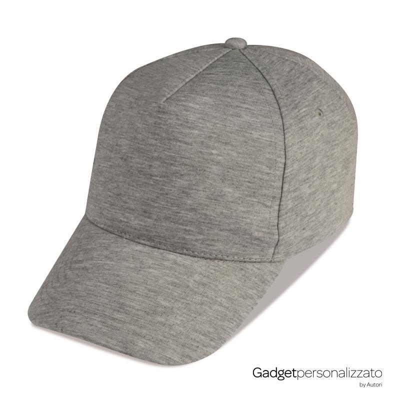Cappellino Golf 5 pannelli Jersey K18024GR.jpg