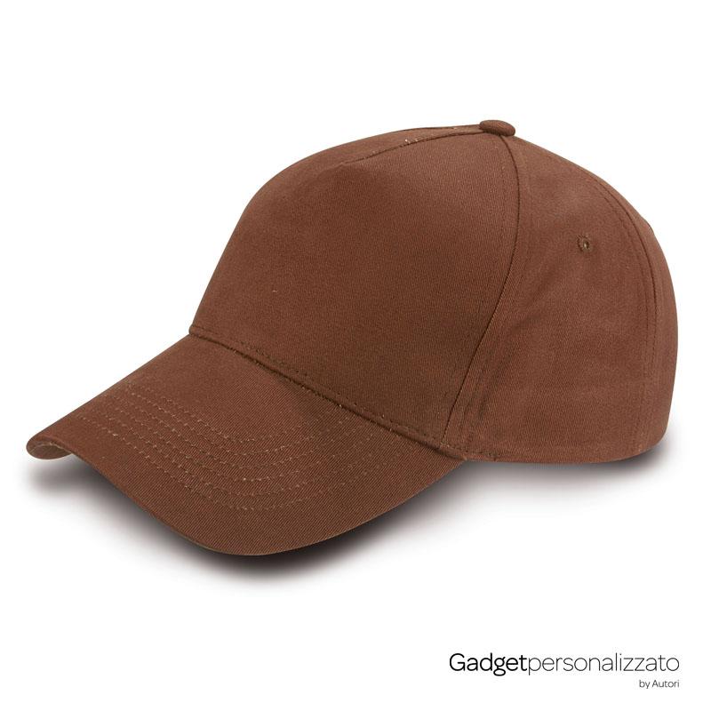 Cappellino Golf 5 pannelli in cotone