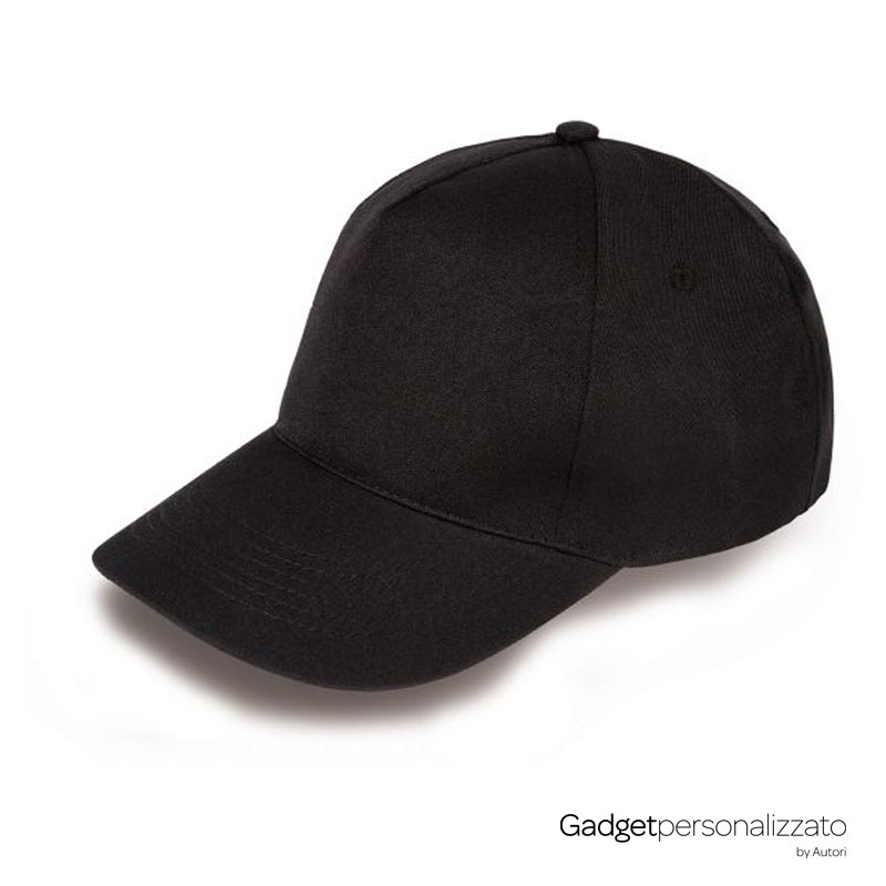 Cappellino Golf 5 pannelli in RPET
