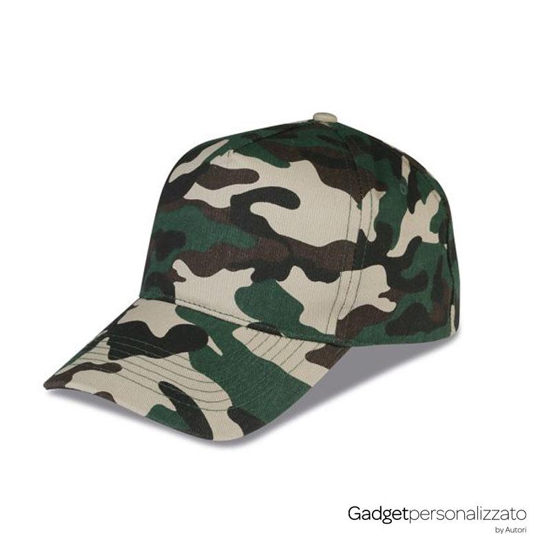 Cappellino Golf 5 pannelli mimetico K18086.jpeg