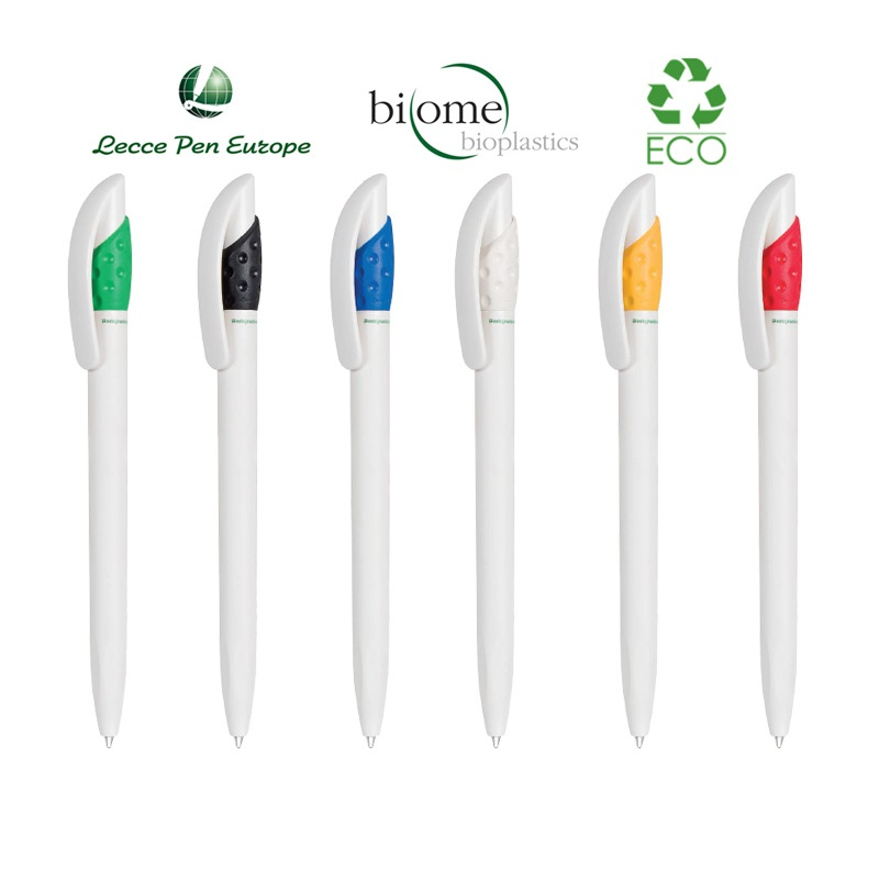 Penna biodegradabile Golff Green Lecce Pen