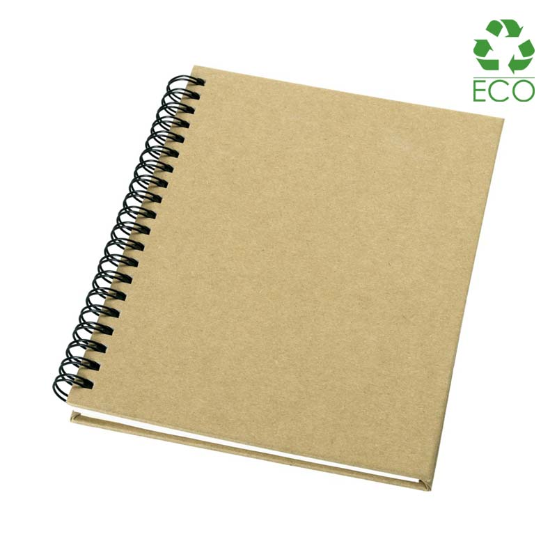 Block notes Mendel 14x18 in carta riciclata