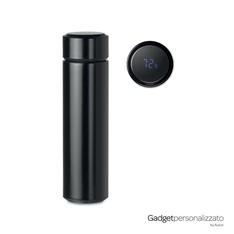 Bottiglia antigoccia Pole in acciaio inox doppio strato isolante 450ml mo9796_03.jpg