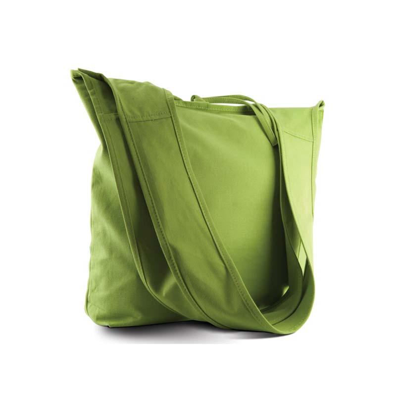 Borsa Shopping in canvas 280 gr/m² cm 34x37x10