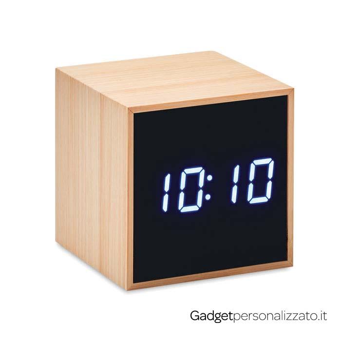 Orologio sveglia con display temperatura Mara Clock