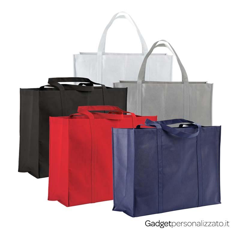 Shopper maxi in TNT cm 60x45x20