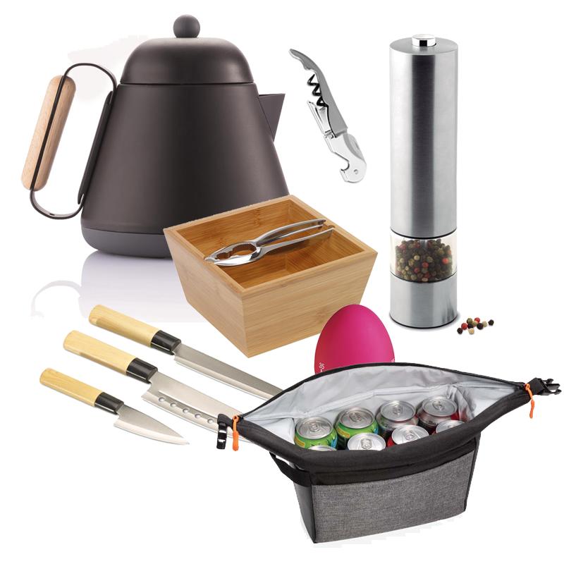 Gadget bar, cucina e ristorazione