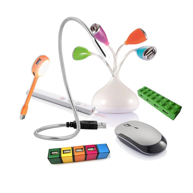 Hub, mouse e accessori per computer