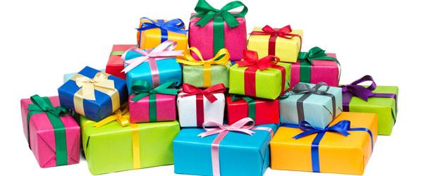 I regali griffati